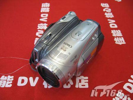 高清DV悍机佳能HV20大降500现售8450元