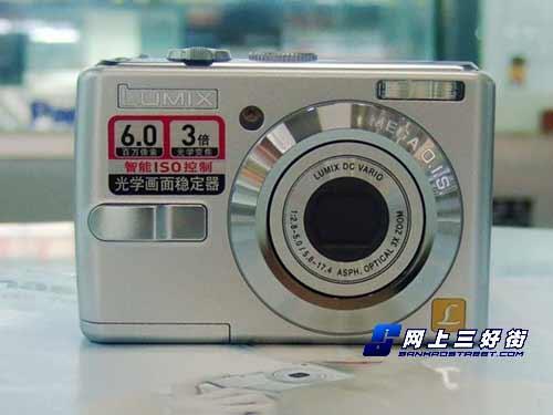最便宜的光学防抖相机松下LS60低价甩卖