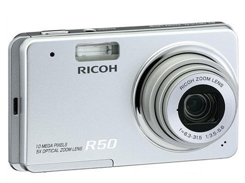 性能缩水不少理光R8简化版理光R50现身
