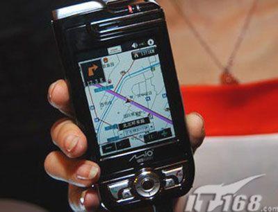 黑色钢琴漆神达GPS手机A700售2380元