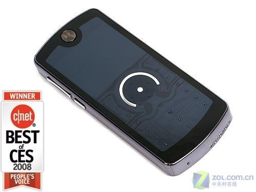 科技感十足摩托酷炫音乐手机E8评测