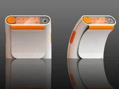 源自生活的妙想未来MP3概念创意设计赏