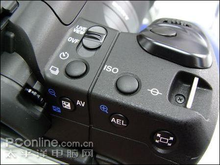 真机实拍索尼α350到货上海抢鲜图赏(2)