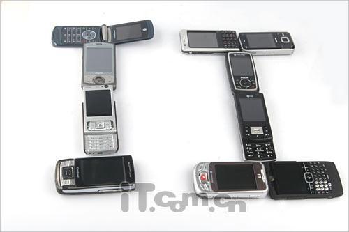 智者终极大斗法12款智能手机横向评测