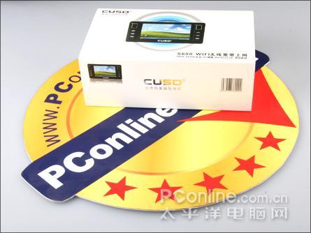 是UMPC还是智能MP4酷索S600详细评测