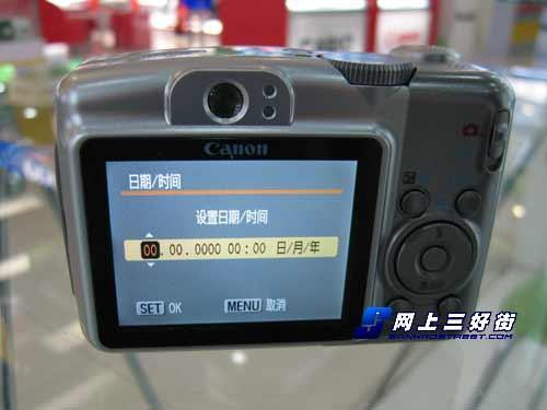 佳能5D跌1500元一周热门相机降价排行榜(5)
