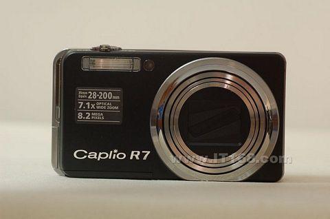 送2G原装存储卡理光R7促销价2199元