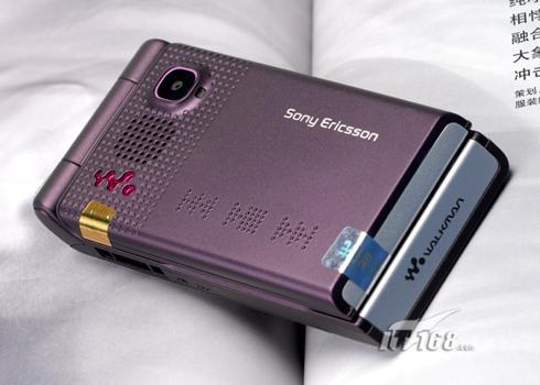 感应触控索尼爱立信音乐手机W380c评测