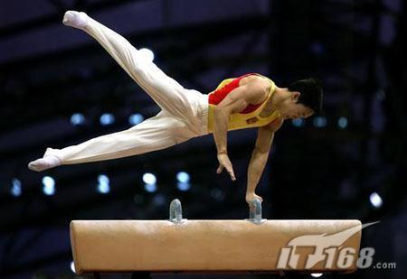 为奥运加油七国体操代表队专属液晶推荐