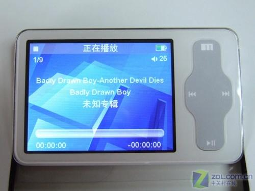 新品与经典共辉典藏MP3中端机型选购
