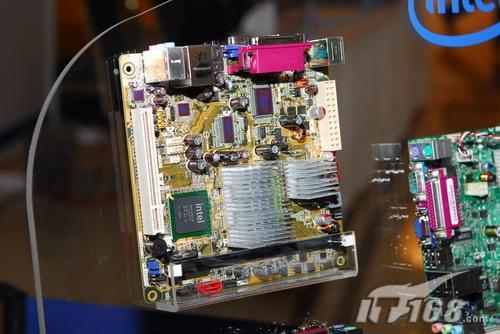 IDF08:便携PCnettop主板结构曝光