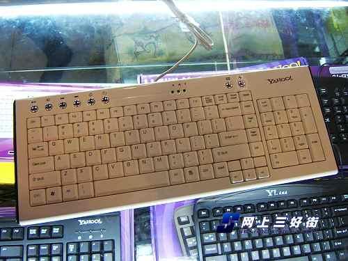 办公娱乐更方便市售5款多媒体键盘推荐(5)