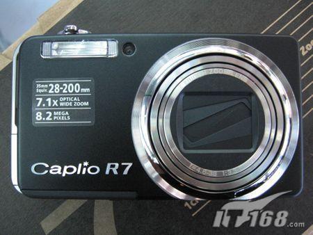 性能强悍的长焦广角卡片理光R7仅2120