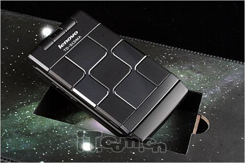 中国3G先行者联想折叠酷品TD800图赏