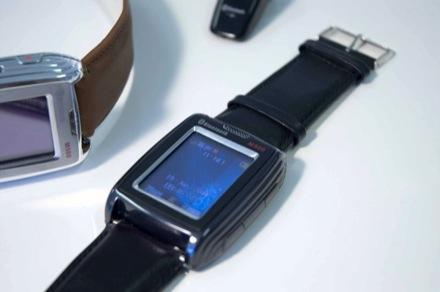 时尚戴出来五款时尚腕表手机精彩推荐(5)