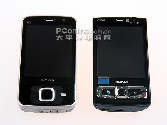 最强机皇诺基亚滑盖智能N96真机欣赏