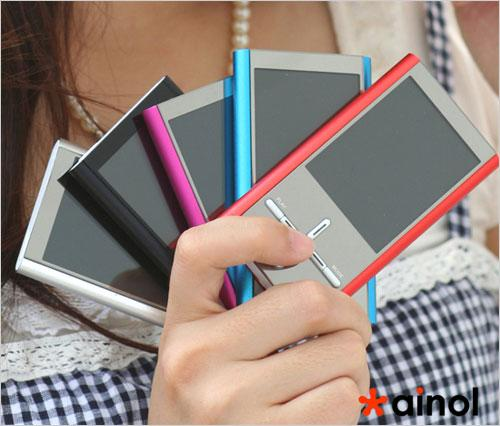 2G最低299元市售各个价位主流MP4推荐