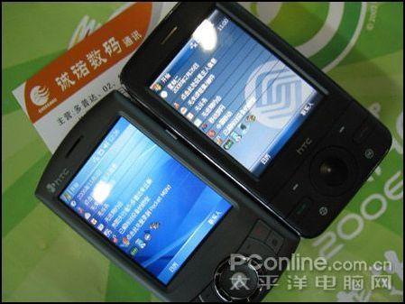 时尚稳重HTC导航智能P3470跌破3000
