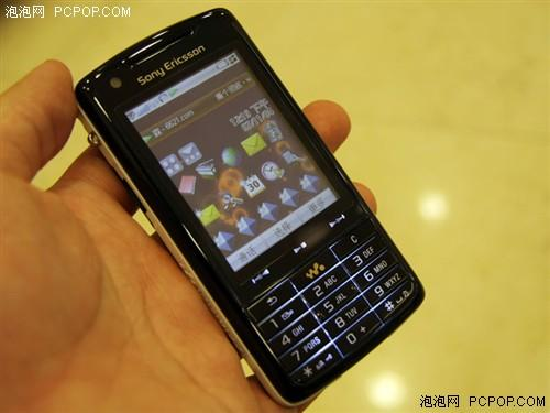 整体性能高8GB索爱音乐W960i卖3310