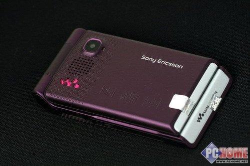 前卫时尚索爱翻盖音乐手机W380i评测