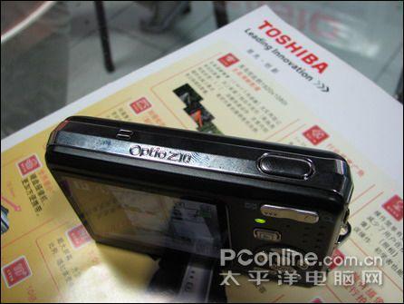 800W像素7倍光变宾得金属卡片Z10降价