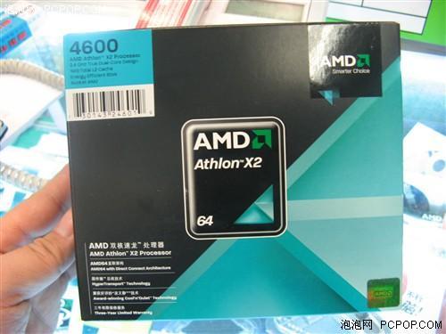 四核疯狂杀价本周中关村CPU销量排行榜