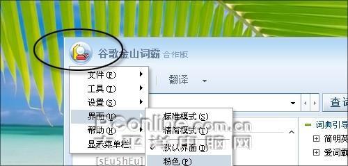 流行新词一网打尽谷歌金山词霸详尽评测(2)