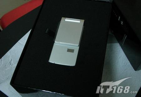 售价5680元夏普SX862零售版真机图赏