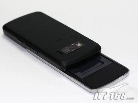 320万像素LG滑盖双屏KF600售2350