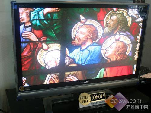 价更诱人夏普46寸液晶电视大降千元