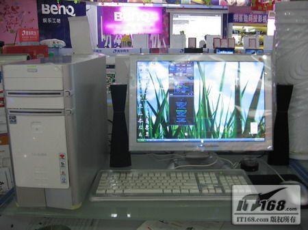 方正台式电脑主机如何接线