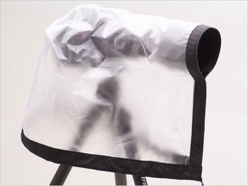 无具下雨天肯高推出单反专用防水雨衣