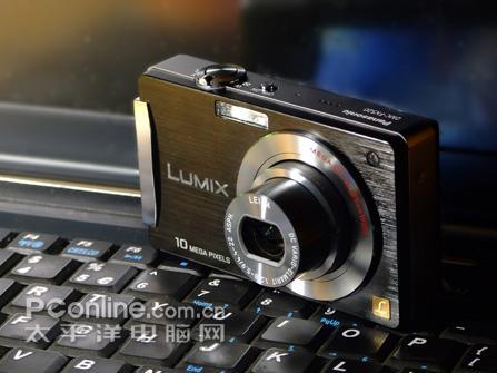 超广角触摸屏卡片相机松下FX520评测