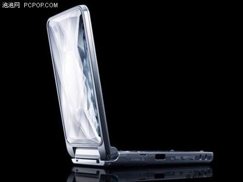 手机新品:迪斯尼华丽折叠DM002SH面世