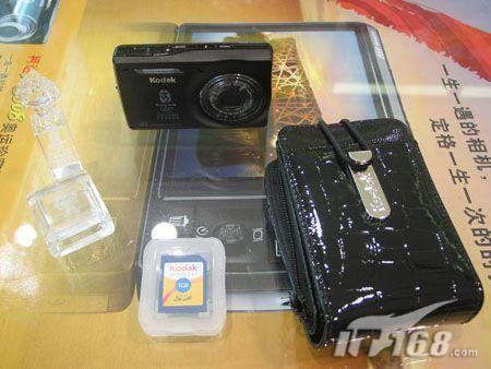 奥运版DC奥运价柯达M2008送包售2008