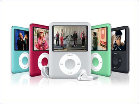 要面子更要大容量8G音质型精致MP3推荐(5)