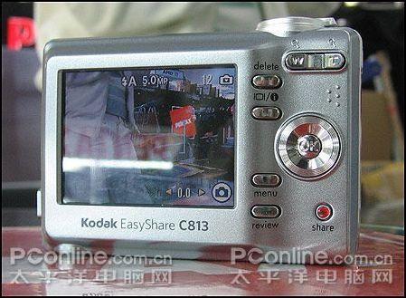 820W像素超值家用DC柯达C813仅售836