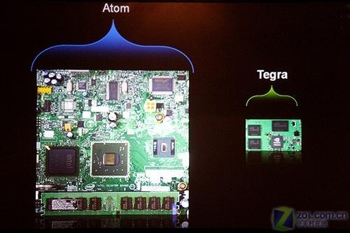 NVIDIA首款处理器产品Tegra曝光