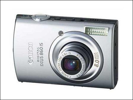 红色警戒热门卡片数码相机优缺点点评(2)
