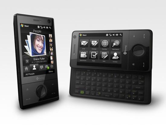 内置全键盘HTC霸王TouchPro官方图赏