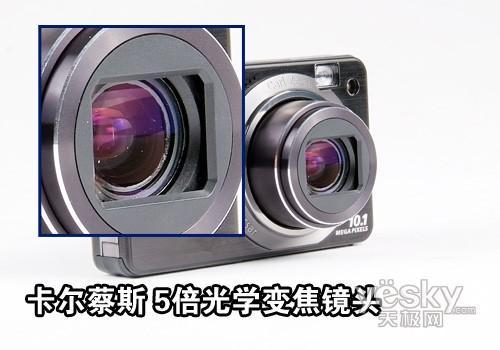 5倍光变28mm广角蔡司镜索尼W170评测(5)
