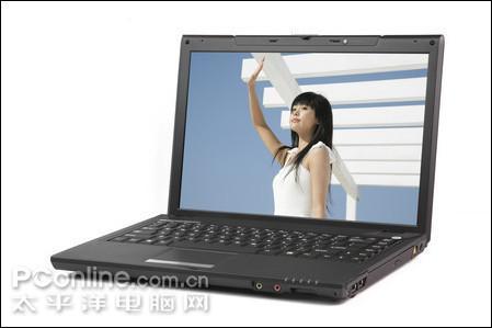 神舟优雅HP500高频双核无线本3998元