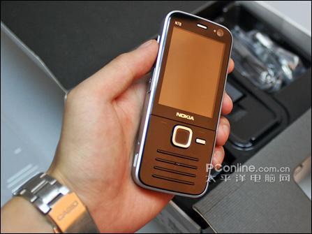 新S60街机王诺基亚全能N78开箱全过程(2)