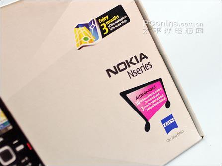 新S60街机王诺基亚全能N78开箱全过程