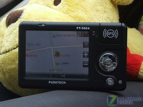 4GB海量内存普时特PT-500+导航仪评测