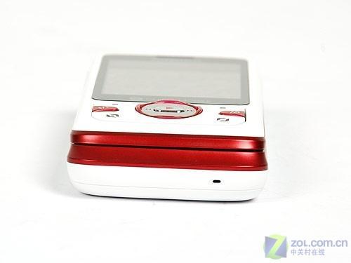 音乐小钢炮联想唯美滑盖手机E520评测