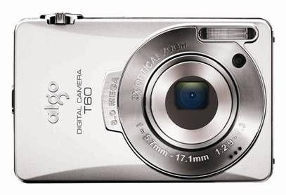 全球首款双核数码相机爱国者T60上市