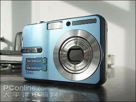 800W像素平价DC三星S860售价仅1080元