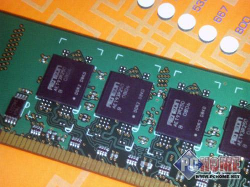 正式取代667一周超值DDR2800内存推荐(5)