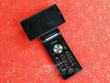 旋出完美画质夏普SH9010C手机评测